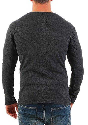 Herren Thermo Unterhemd langarm Nr .139 - 2