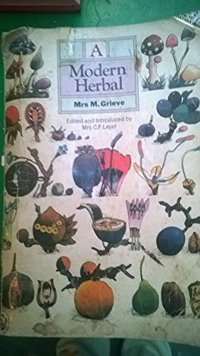 A Modern Herbal (Penguin Handbooks)