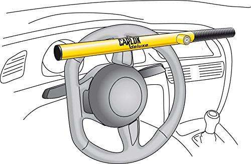 TierXXL.de Carlok Deluxe Antivol en métal pour voiture
