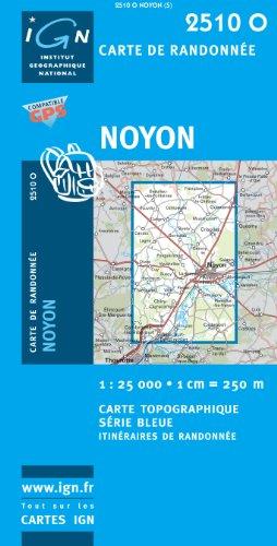 Noyon gps par Institut Géographique National