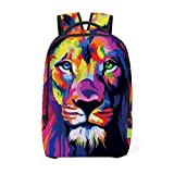erthome Boys Girls 3D Galaxy Travel Satchel Backpack - Best Reviews Guide