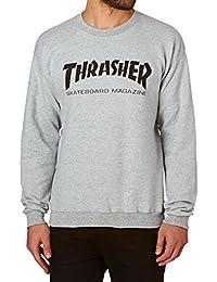 Amazon.fr   Thrasher - Sweat-shirts   Sweats   Vêtements 2660cc5720b8
