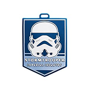 Plox Star Wars - Trooper Oficial de Star Wars con Bluetooth y aplicación - Azul