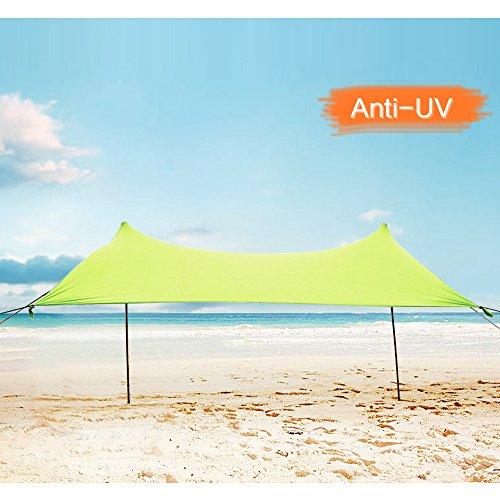 Lovebay tenda da spiaggia ombrellone spiaggia tendalino da sole