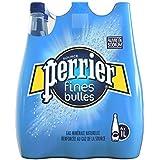 Perrier Fines Bulles  Eau Minérale Bouteille 6 x 1 L