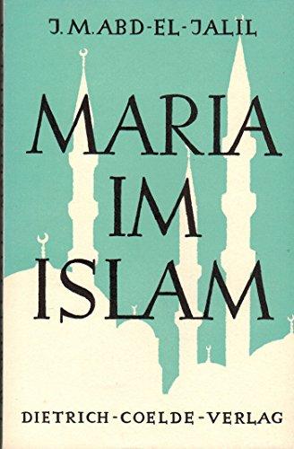 Maria im Islam (Widmungsexemplar)