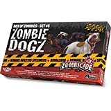 Zombicide Box of Zombies: Zombie Dogs Set 5