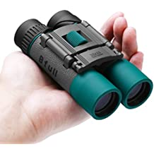 BFULL mini Binoculars compact Folding waterproof Binoculars 10x25 Telescope for adults Bird watching