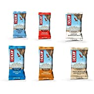 Clif Bar Mixed Case Selection 12 x 68 Grams Bars (2 of each Flavour) Energy, Sport