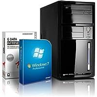 shinobee Flüster-PC Quad-Core Office