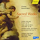 Christian Heinrich Rinck: Sacred Choral Works