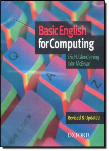 Basic English for Computing. CD (1)