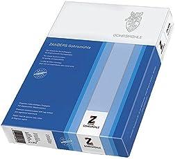Zanders Gohrsmühle Blätter DIN A4 weiß Papier 90 g/qm Inh. 500 Stück mit Wasserzeichen