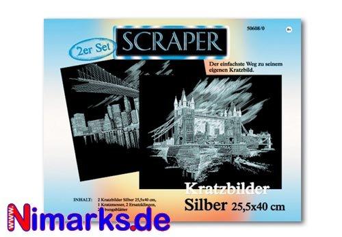 Super Scraper Doppelset - Tower Bridge / New York - Super Scraper