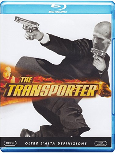 Bild von The transporter [Blu-ray] [IT Import]