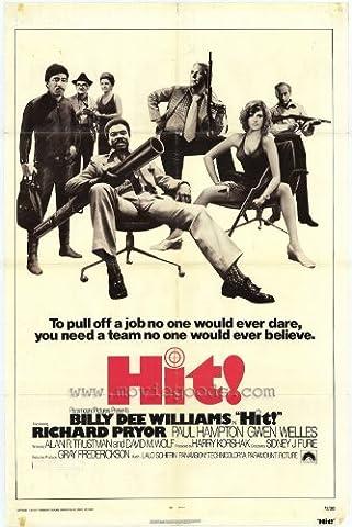Hit Poster Movie B 11 x 17 à 28 x 44 cm-Billy Dee Williams Richard Pryor Gwen Welles Paul Hampton Warren Kemmerling Melton Sid
