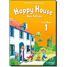 Happy House 1 : New edition class book