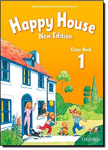 Happy House 1 : New edition class book par Stella Maidment
