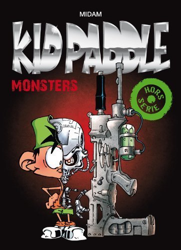 Kid Paddle Monsters 48p de Midam (17 août 2011) Album