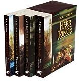 Der Herr der Ringe (4 Bände) - John R. R. Tolkien