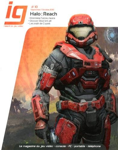 IG Magazine, N° 10, Septembre-oct : Halo : Reach