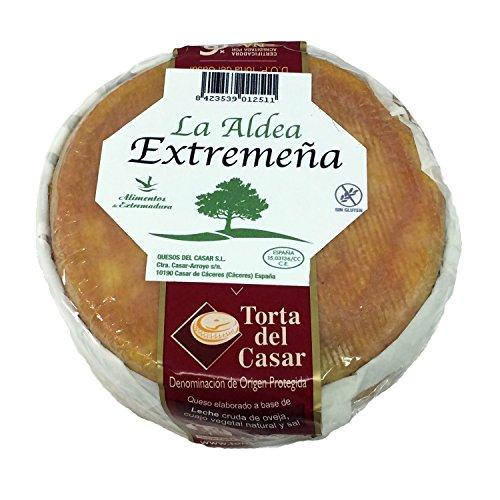 """La Aldea Extremeña \""""D.O.P. Torta del Casar\"""""""