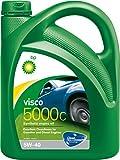 BP 4030337 Motorenöl Visco 5000 C 5W-40, 4 L