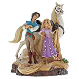 Disney Traditions Live Your Dream - Tangled Figur