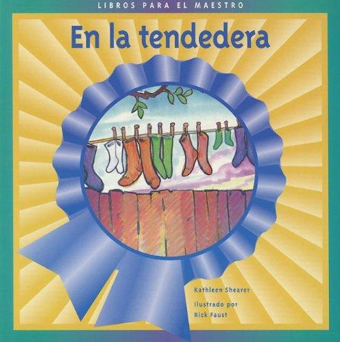 En la Tendedera (Libros Para El Maestro Serie 3)