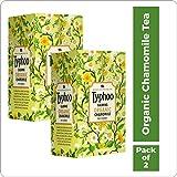Typhoo Calming Organic Chamomile Tea with Pure Chamomile (Pack of 2)