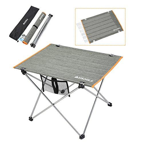 Yahill® Campingtisch Alu Klapptisch Aluminium ideal Re… | 04895189580124