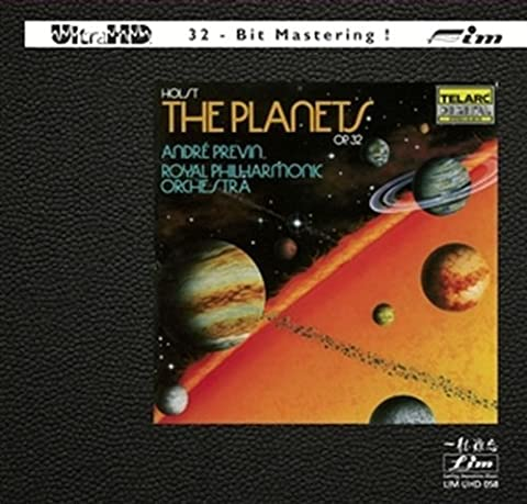 Holst - The Planets (Ultra High Definition 32-Bit Master) by LIM Records