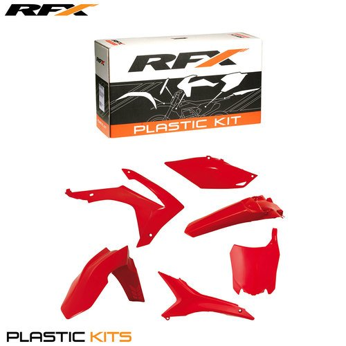 RFX fxpk 1160055rd Honda CRF45013≫ auf CRF25014≫ auf Plastik Kit Honda CRF45013≫ auf CRF25014≫ auf, schwarz