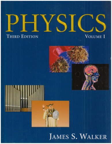 Physics, Volume I: v. 1 (Masteringphysics)
