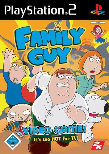 Das Guy Videospiel Family (Family Guy - Das Videospiel)