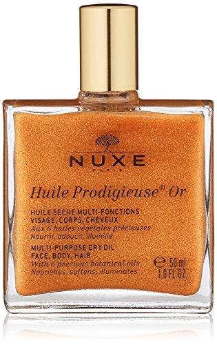 50ml Nuxe Huile Prodigieuse Or (Golden Shimmer) Dry Oil