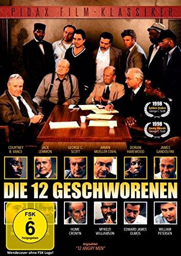 Bild von Die 12 Geschworenen (12 Angry Men) - (Neuverfilmung 1997) (Pidax Film-Klassiker)