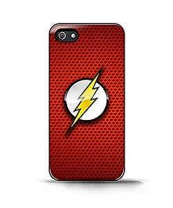 Coque iPhone 5/5s - the flash logo