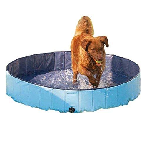 Artikelbild: Petedge ZW3188 08 92 W-chter Gang Splash About Dog Pool Sm Sky Blue
