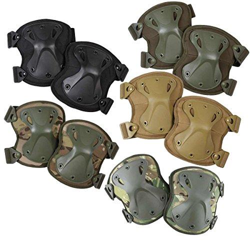 Combat Hard XPD Knee Pads