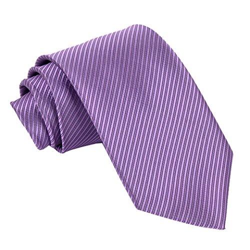 Panegy Rayas Seda Color Violeta