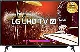 LG 108 cm (43 Inches) 4K UHD LED Smart TV 43UK6780PTE (Black)