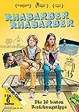 DVD Cover 'Rhabarber, Rhabarber