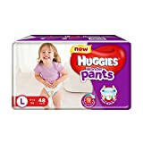 #5: Huggies Wonder Pants Large Size Diapers (48 Count)