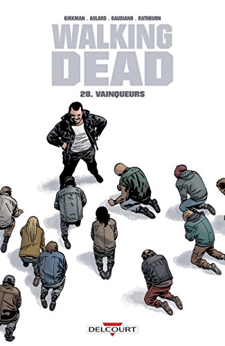 walking dead t28 : vainqueurs