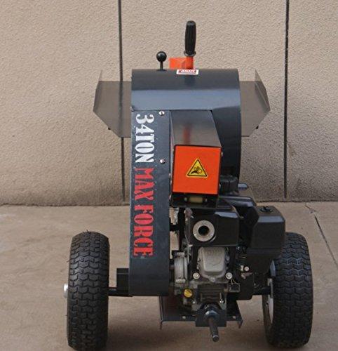 Hornet HRGT34TB Kinetic logsplitter (Orange)