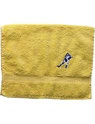 Handtuch aus Frottee mit Bestickung Eishockey