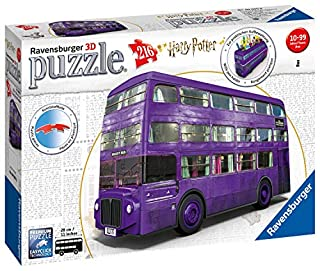 Ravensburger London Bus Harry Potter 3D Puzzle, Multicolore, 11158 (B07PJ4Y8MW)   Amazon price tracker / tracking, Amazon price history charts, Amazon price watches, Amazon price drop alerts