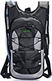 Juboury Hydration Backpack--Hydration Rucksack Bag Includes Free 2L Water Bladder for Running, Hiking, Biking, and for All Other Outdoor Sports Where You Need Water