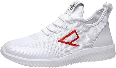 Oyedens Scarpe da Corsa Uomo Scarpe Running Uomo Sneaker Skechers Scarpe da Uomo Scarpe da Lavoro Uomo Scarpe da Ginnastica Uomo Antiscivolo Scarpe Uomo Sportive Sneaker Traspirante 2019 Nuovo Moda